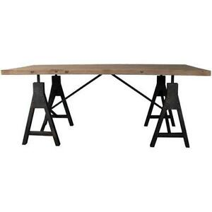 Delicieux Industrial Dining Table