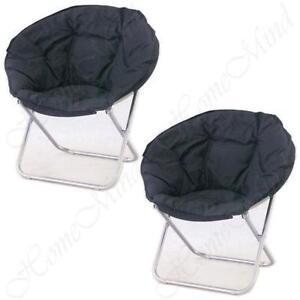 Round Folding Chairs