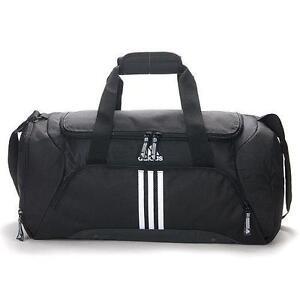 adidas duffel bag black medium   Défi J arrête, j y gagne! e29b29aff8