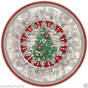 Holiday Paper Platess  sc 1 st  eBay : holiday paper plates - Pezcame.Com