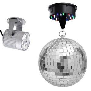 Mirror Disco Ball Light