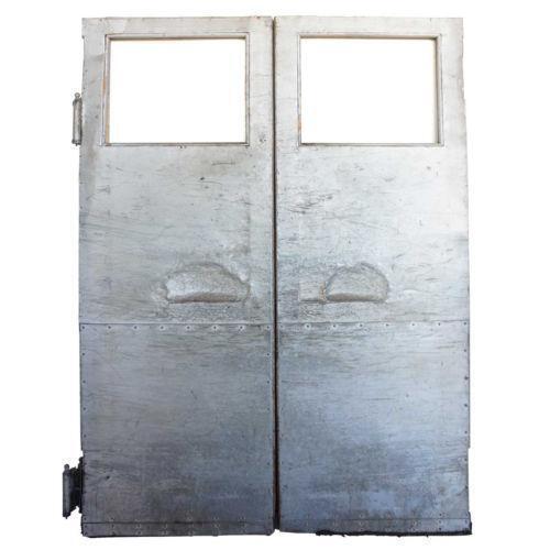 Antique Swinging Door