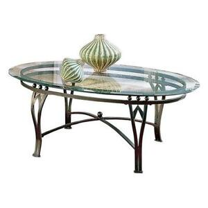 Oval Glass Table Tops