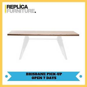 BRAND NEW   Replica Jean Prouve EM Rectangle Dining Table Part 64