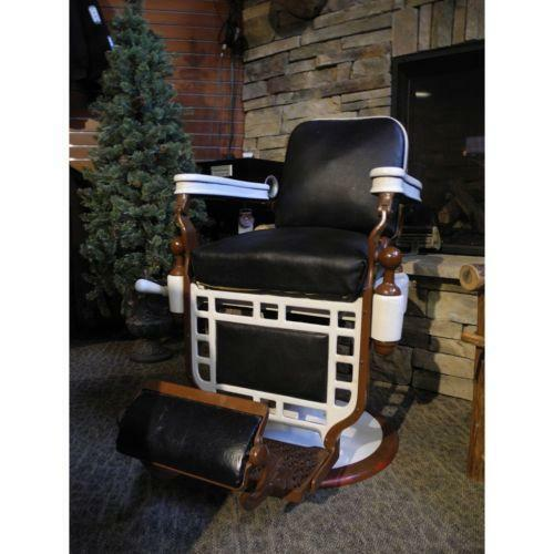 Kochs Barber Chair | EBay
