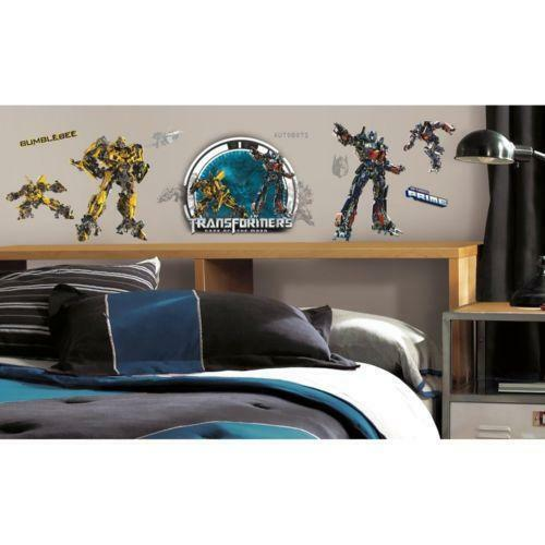 Transformers Wall Decals | eBay