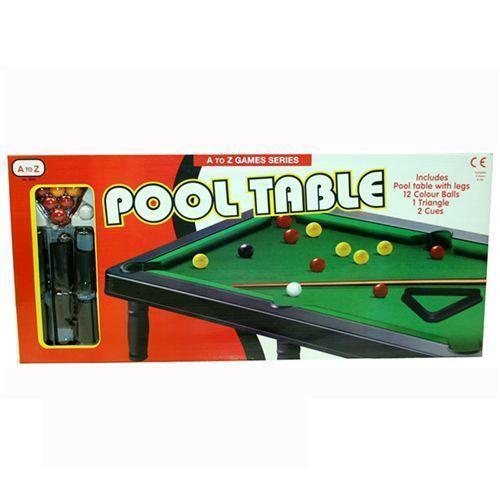 Bon Kids Pool Table | EBay