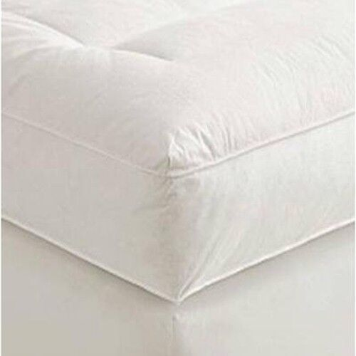 5 twin xl goose down mattress topper featherbed feather bed baffled