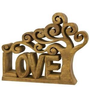 Superb Wooden Home Ornament