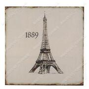 Eiffel Tower Wall Sticker Part 72