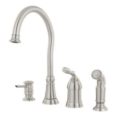 Bon Moen High Arc Kitchen Faucet | EBay