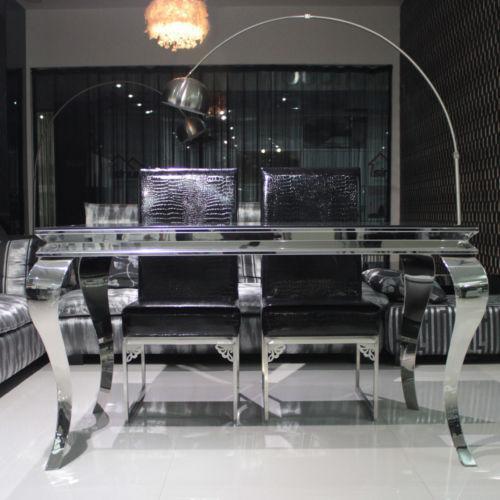 Charmant Esstisch Barock Modern | Villaweb, Wohnzimmer Dekoo