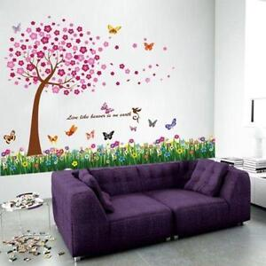 Girls Butterfly Wall Stickers