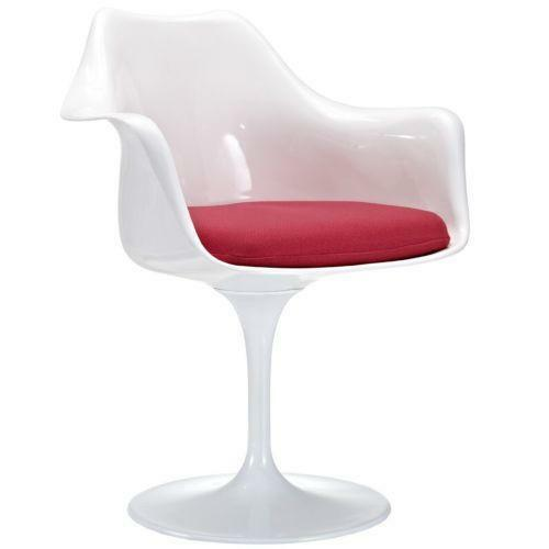 Lovely Tulip Chair Cushion | EBay