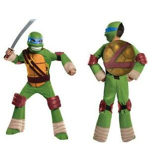 Boys Teenage Mutant Ninja Turtle Costume