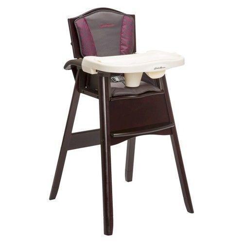 Wooden High Chair | EBay
