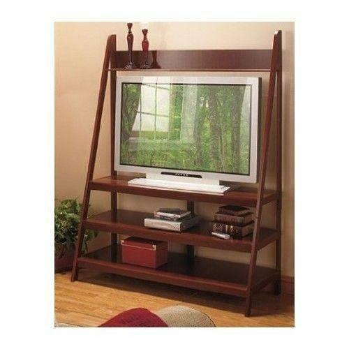 Incroyable Wooden TV Stand | EBay