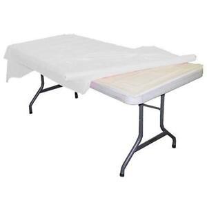plastic tablecloth roll