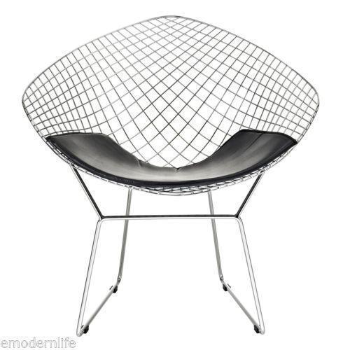 Bertoia Diamond Chair | EBay