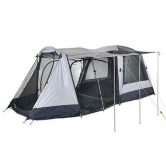 New Oztrail Chalet 8 Person Dome Tent  sc 1 st  Gumtree & Oztrail Sportiva 4V Swift Pitch tent | Camping u0026 Hiking | Gumtree ...