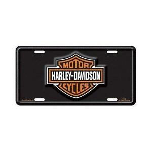 Harley Davidson Auto License Plate  sc 1 st  eBay & Harley Davidson License Plate | eBay