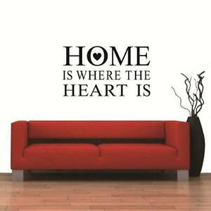 Wall Stickers Quotes Home