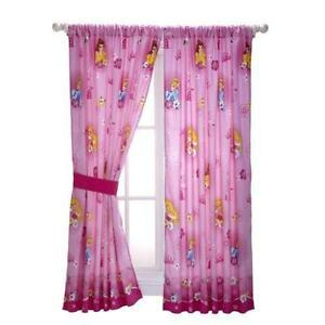 High Quality Disney Princess Window Curtains