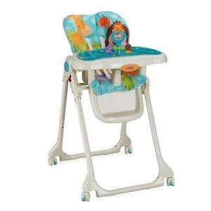 Fisher-price Precious Planet Sky Blue High Chair  sc 1 st  eBay & Fisher Price High Chair | eBay