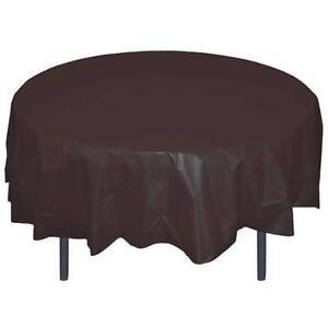 Delightful Black Plastic Tablecloth