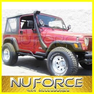 Jeep Wrangler TJ Series (1999 2006) Snorkel Kit   4x4 Accessories
