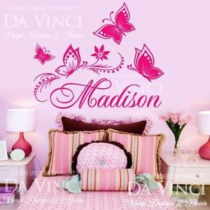 Marvelous Custom Name Wall Decal