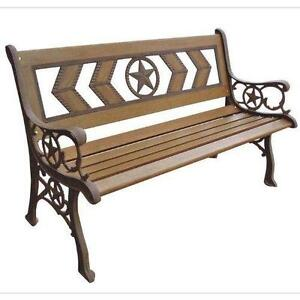 Elegant Antique Park Benches