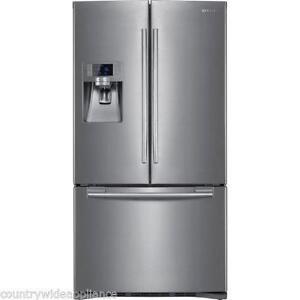 Stainless Steel Refrigerator Counter Depth