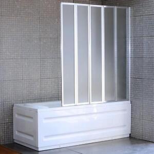 4 Fold Bath Screens