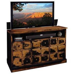 tv lift consoles