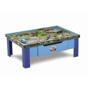 Thomas The Train Play Table  sc 1 st  eBay : thomas and friends table set - Pezcame.Com