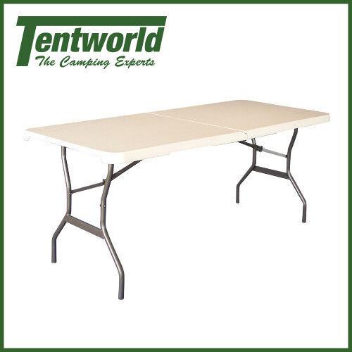 lifetime blowmould 6ft bifold table