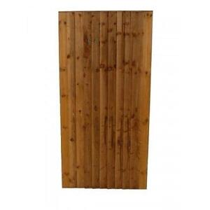 Perfect Wooden Garden Side Gates