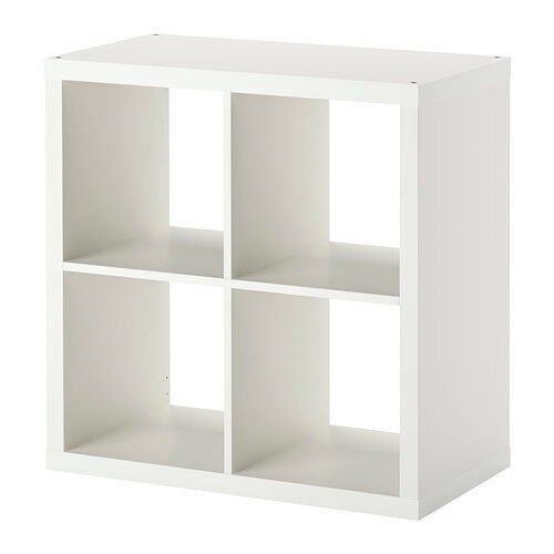 Ikea Kallax 2 x 2 Shelf Unit White 202.758.14