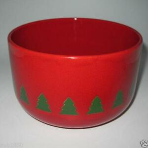Waechtersbach Christmas Tree Bowl & Waechtersbach Christmas | eBay