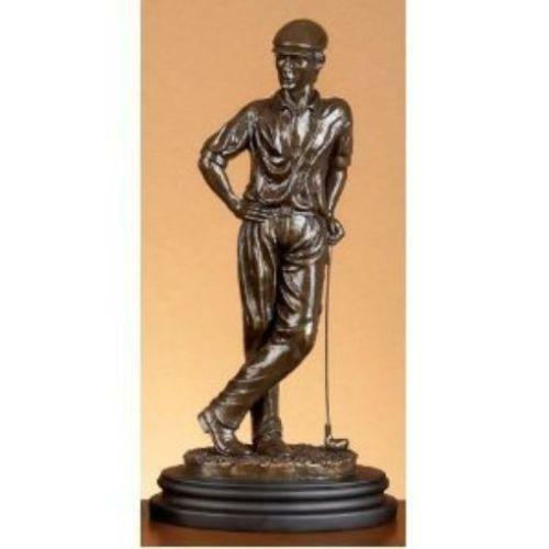 Golf Statue
