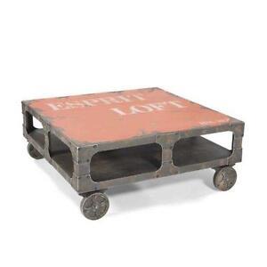 Coffee Tables Wheels