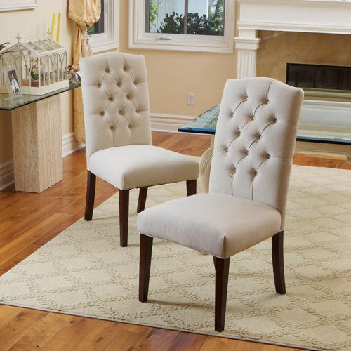 Tufted Dining Chair | EBay