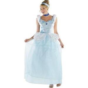 Adult Cinderella Costume  sc 1 st  eBay & Cinderella Costume | eBay