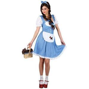 Ladiesu0027 Dorothy Costumes  sc 1 st  eBay & Dorothy Costume | eBay