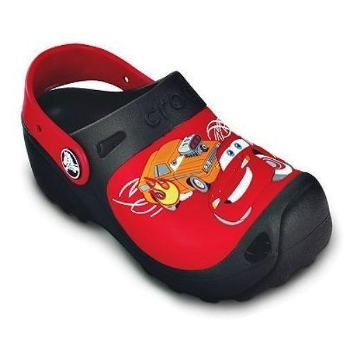 Lightning McQueen Crocs  sc 1 st  eBay & Cars Crocs: Clothing Shoes u0026 Accessories | eBay azcodes.com