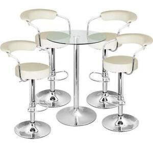 Bar Table and Stools  sc 1 st  eBay & Bar Tables | Kitchen Furniture | eBay islam-shia.org