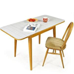 Formica Drop Leaf Tables