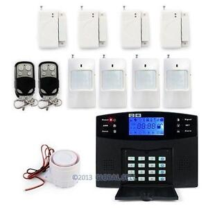 Wired Home Alarm System