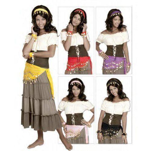 sc 1 st  eBay & Fortune Teller Costume | eBay